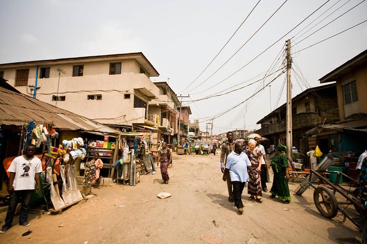 Лагос, Нигерия © Fridah / iStock