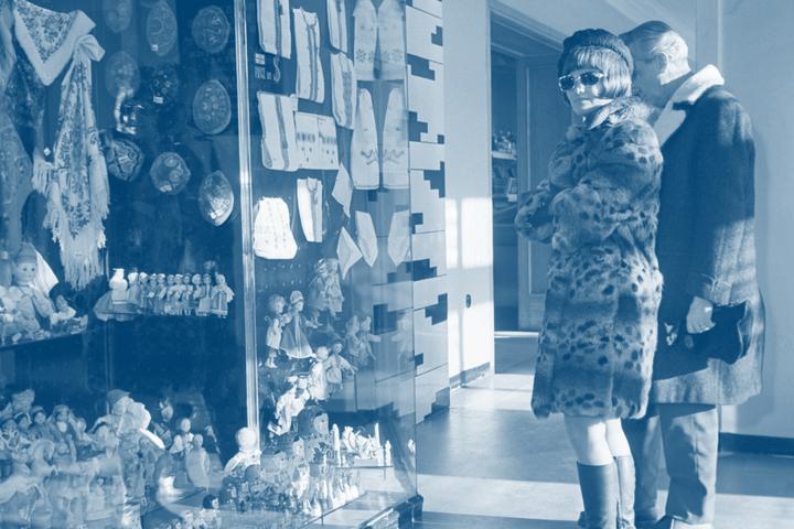 Черная «Березка»: как валютные магазины для иностранцев стали частью советской культуры