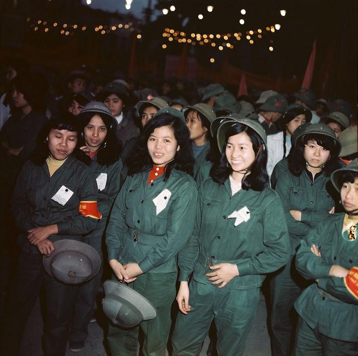 Вьетнамо-китайская война, 1979год. Фото: ...