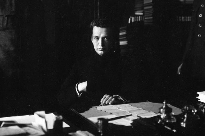 Александр Керенский, 1917год