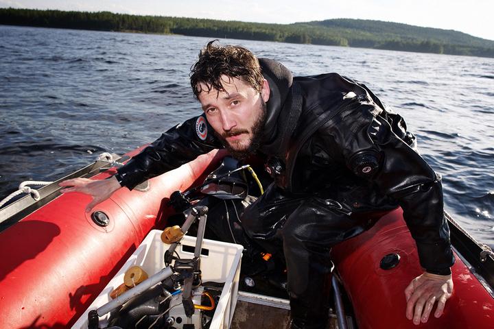 Молодые ученые: морской биолог Александр Семенов о работе на северной станции и нападении осьминога