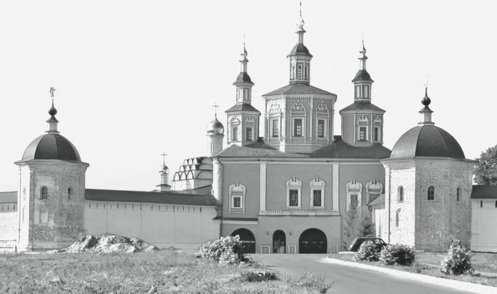 Свенский монастырь вБрянске