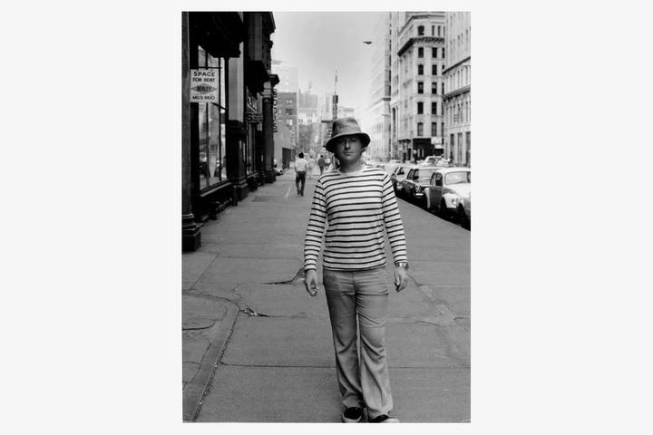 Бродский вНью-Йорке. 1977год. Фото ...