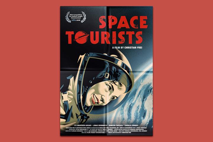 Кино на T&P: Кристиан Фрай о мечтах и целях космических туристов