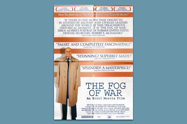 Кино на T&P: Эррол Моррис о природе войны и конфликтах XX века