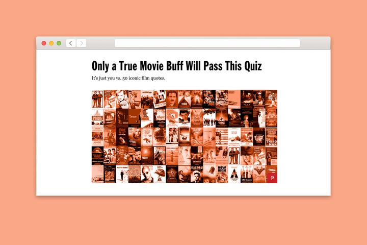 Проверка T&P: насколько хорошо вы помните цитаты из фильмов