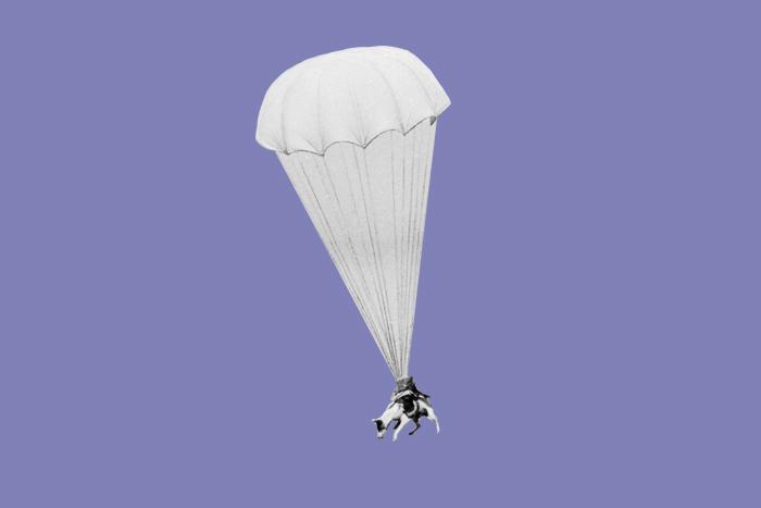 Находка T&P: собаки-парашютисты, противогаз «Микки Маус» и другие изобретения Второй мировой войны