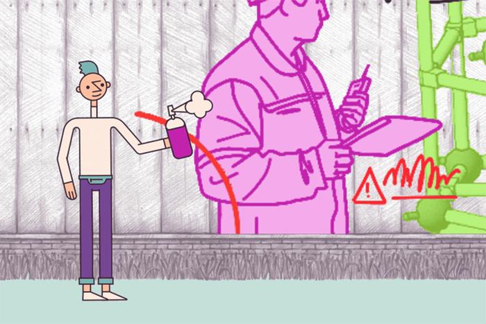 Иллюстрации: Фестиваль «Арт-Овраг» / http://ar...