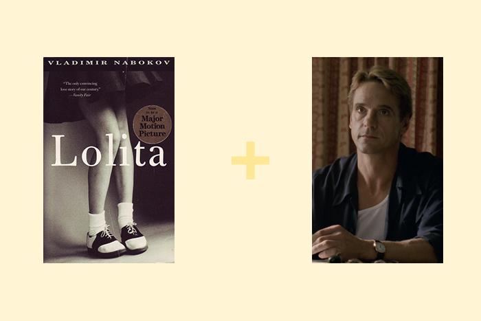 Кадр изфильма «Лолита» (Lolita, 1997), об...