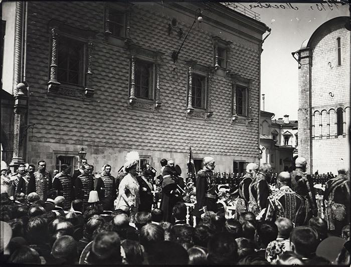 Празднование 300-летия дома Романов