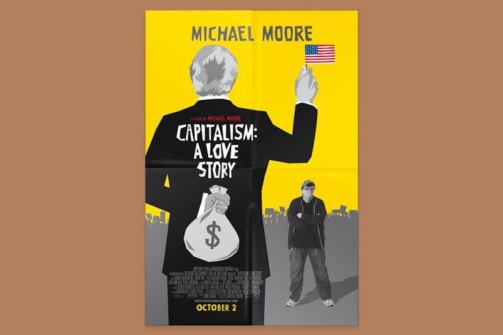 Кино на T&P: Майкл Мур о том, как корпорации обманывают людей