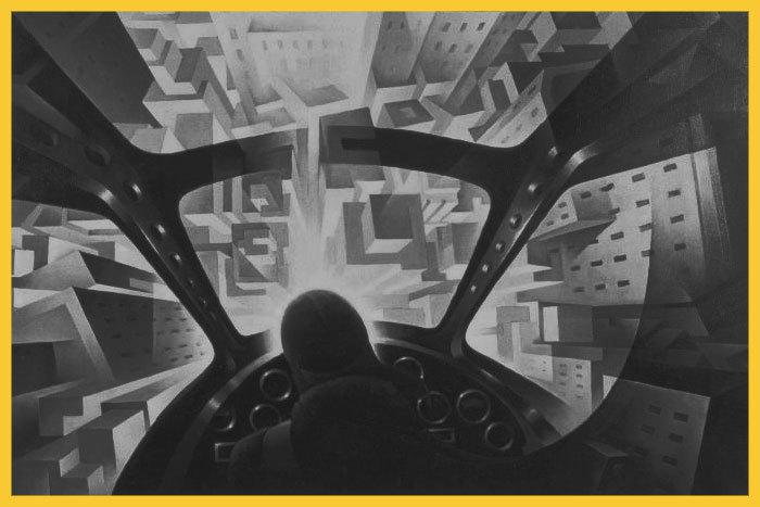Словарный запас: что такое футуризм и как искусство прославляло войну через технический прогресс