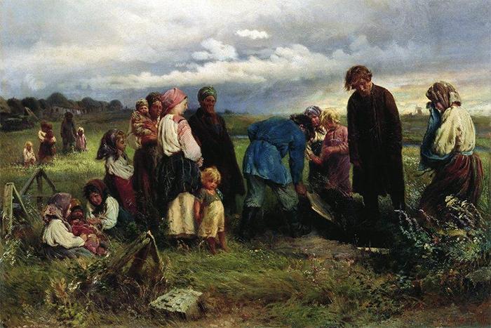 Вопрос на T&P: почему в России погребение в земле популярнее кремации?