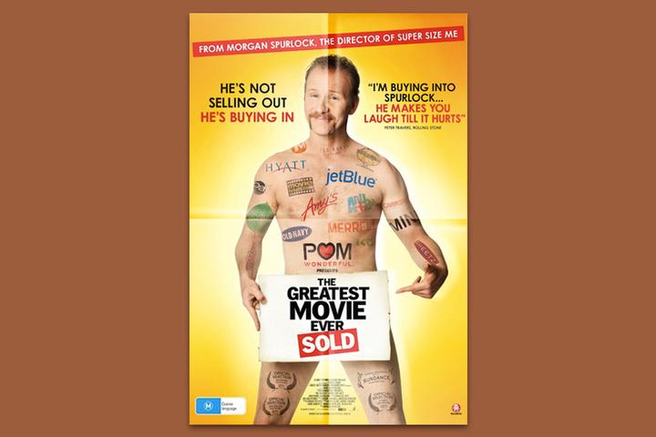 Кино на T&P: Морган Сперлок о том, как скрытая реклама попадает в фильмы