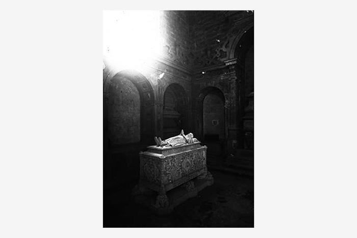 Саркофаг Васко даГамы вкапелле мона...