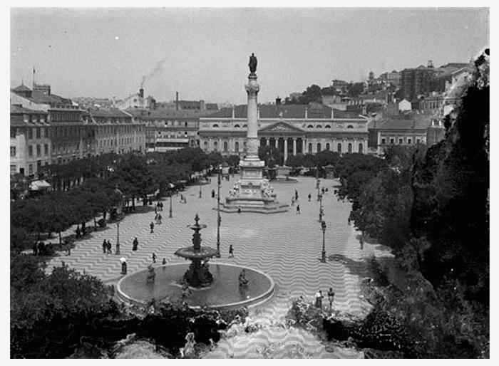 Площадь Педру IV