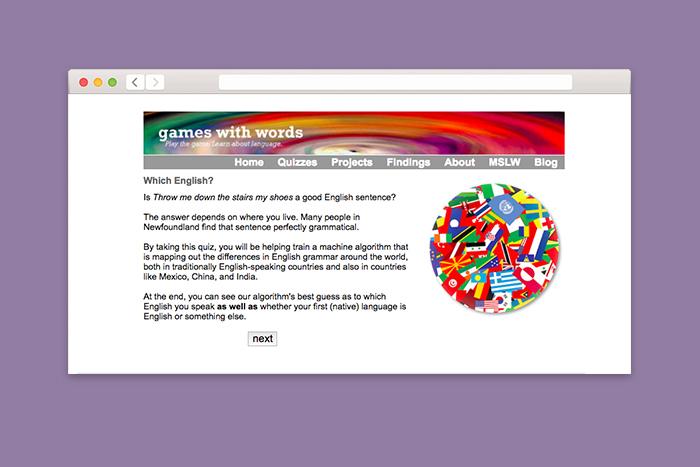 Проверка T&P: откуда родом ваш английский язык