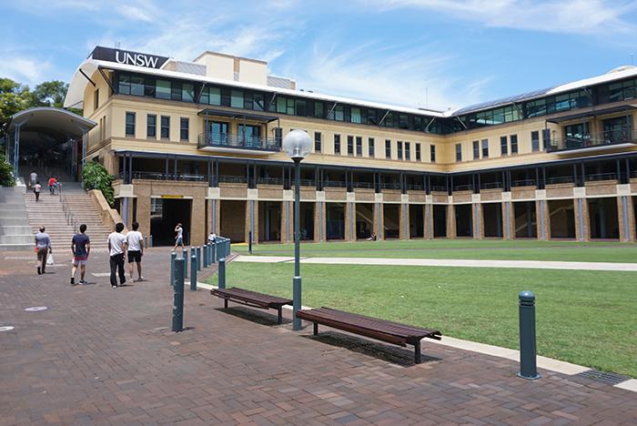 Письмо №163, из Университета Нового Южного Уэльса