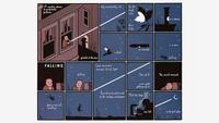 Фрагмент изкомикса «Джимми Корриган: самы...