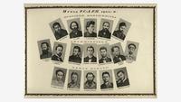 Делегаты II съезда РСДРП вБрюсселе (1903)...