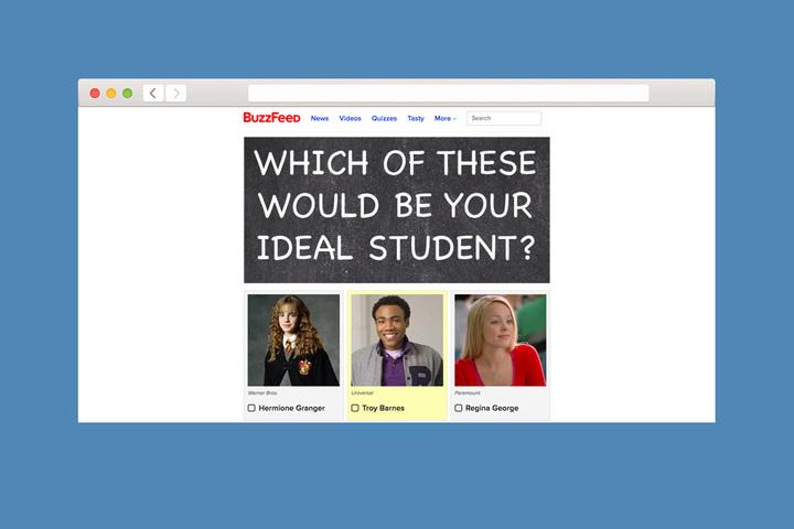 Проверка T&P: каким учителем вы могли бы стать