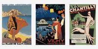 Роже Бродер. Серия постеров. Около1928&nb...