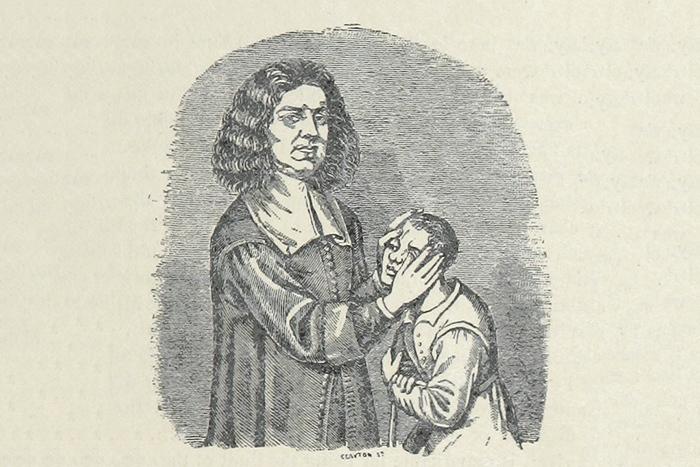 Ирландский знахарь. Около1890года