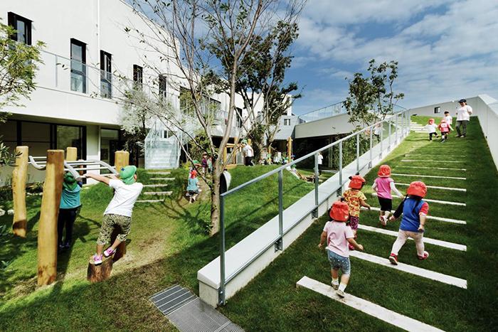 Находка T&P: 4 архитектурных решения для современной школы, университета и детского сада