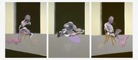 Фрэнсис Бэкон. Триптих. 1972год © Estate ...