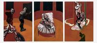 Фрэнсис Бэкон. Три этюда краспятию. 1962&...
