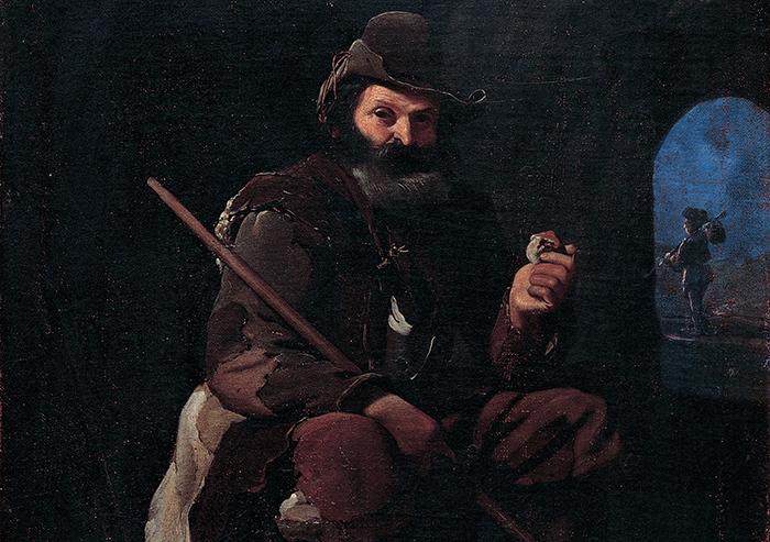 Михаэль Свертс. Старый паломник. 1650год