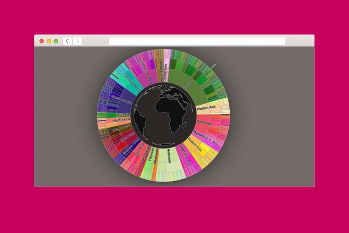 Находка T&P: интерактивная карта народной музыки со всего мира