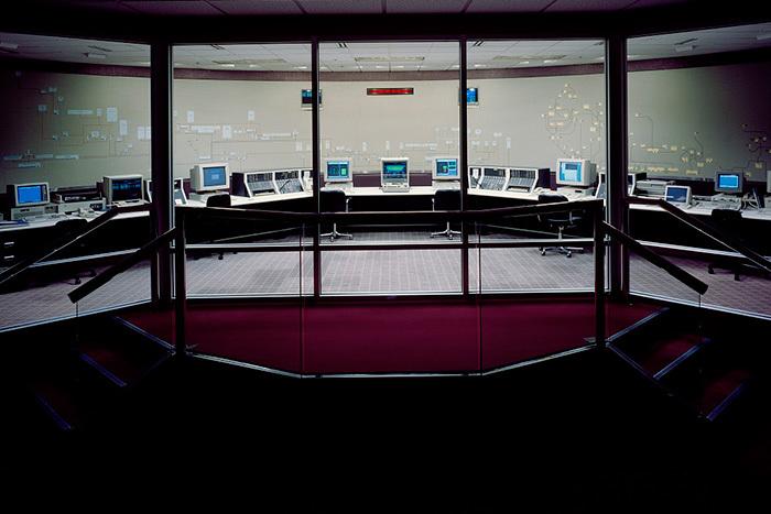 Компьютеры вглавном офисе Вашингтонской С...
