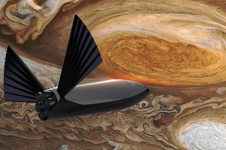 Огромная Охренительная Ракета SpaceX: нач...