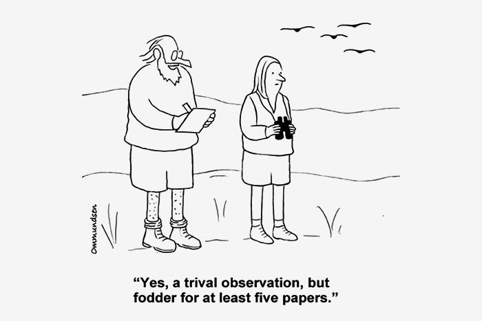 «Да, обычное наблюдение, номатериала даст...