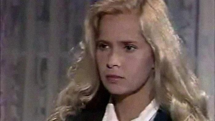 Кадр изсериала «Мануэла». 1991год