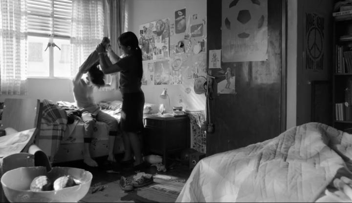 Кадр изфильма «Рим»