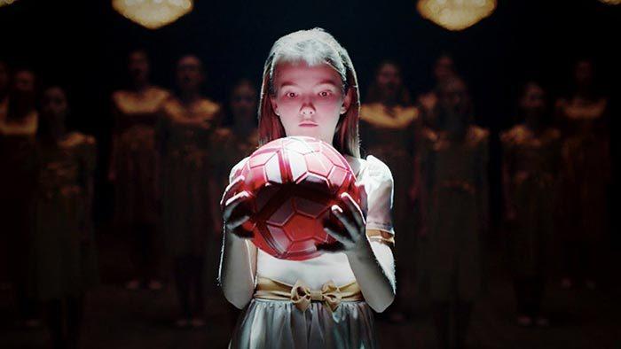 Видео Nike «Изчего же сделаны наши девчон...