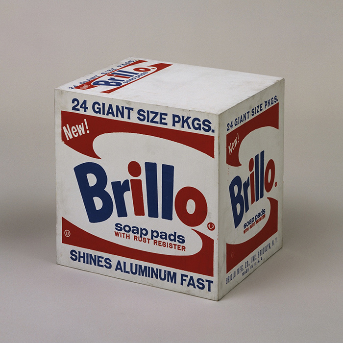 Brillo Box. Энди Уорхол. 1964 год