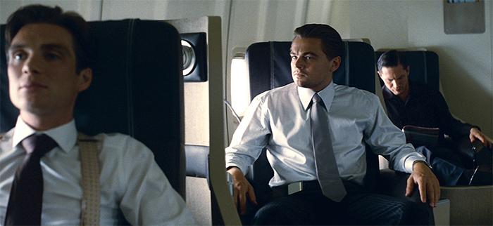 Кадр изфильма «Начало»