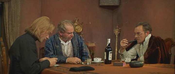 Кадр изфильма «Братья Карамазовы». 1968&n...
