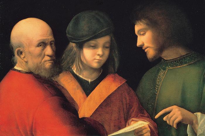 Как басни Эзопа, только вместо зверей художники: как были созданы знаменитые «Жизнеописания» Джорджо Вазари