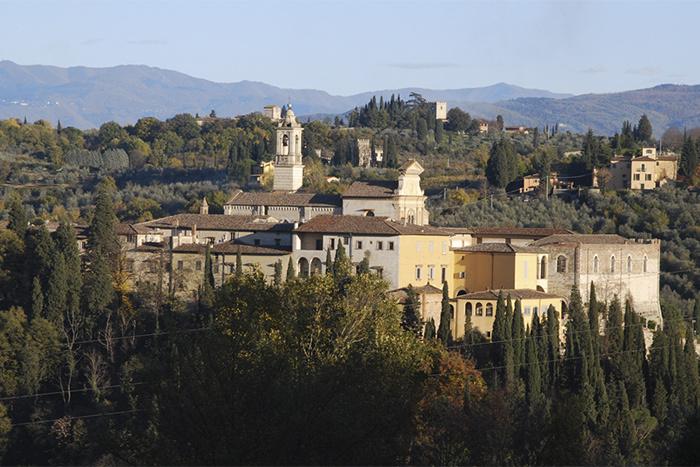 Чертоза Галлуццо (Картезианский монастырь Галуц...