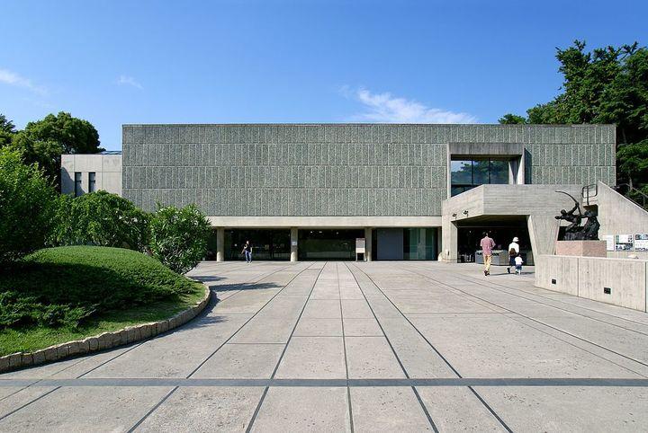 Национальный музей западного искусства вТ...