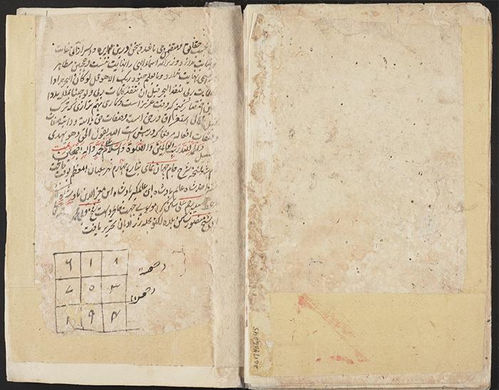 Сборник исторических заметок Sharḥ-i Jām-i jahā...