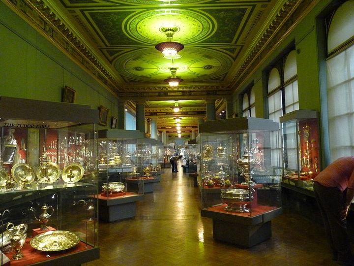 Музей Виктории иАльберта вЛондоне. ...
