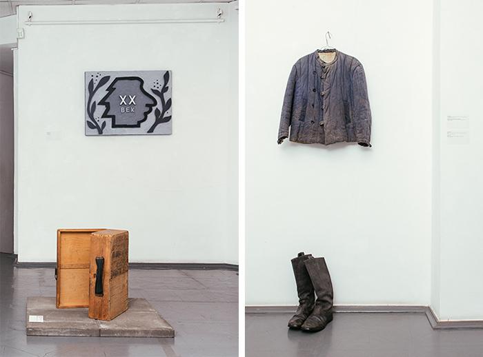 Выставка «Голоса» вгалерее «А3» при...