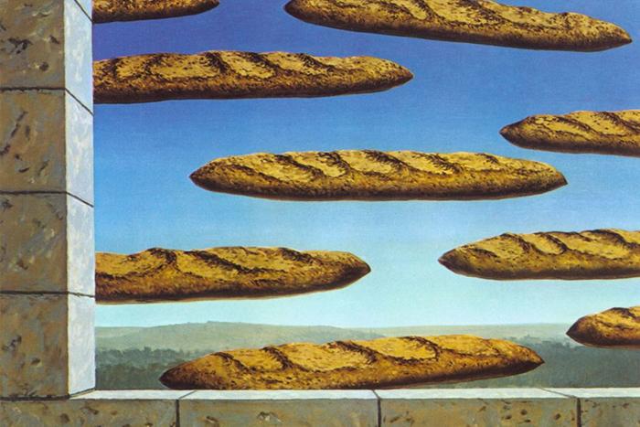 Багеты вместо облаков: из чего состоит живопись Рене Магритта и зачем он подделывал картины Пикассо
