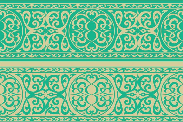 Татарский орнамент. Источник: pinterest.ru