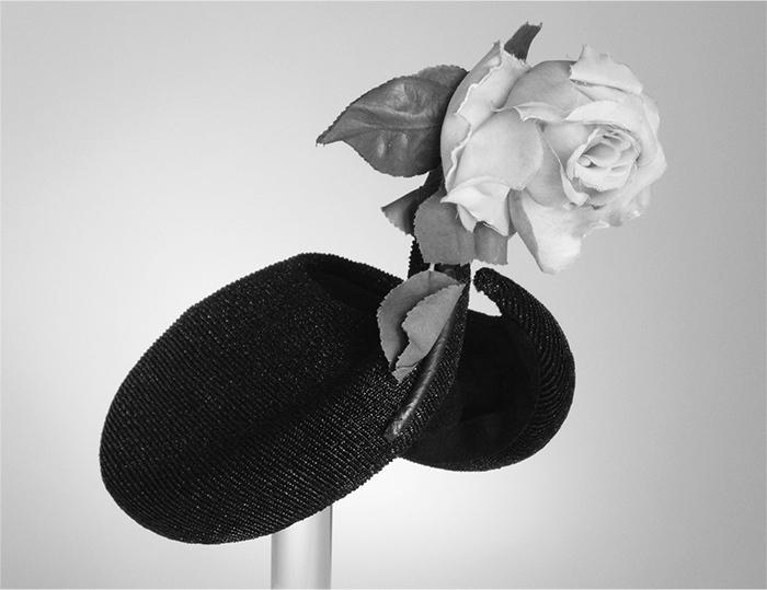 Лили Даше. Женская коктейльная шляпка. США, ок....